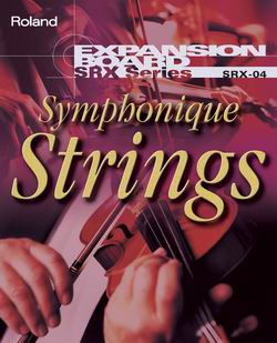 Symphonique Strings (SRX-04)